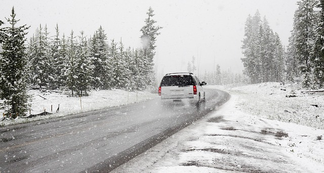 Winter Snow Safety tips